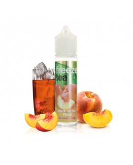 Black Ice Tea Pêche 50ml - Freeze Tea