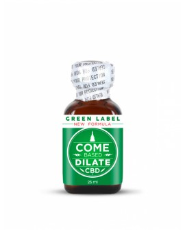 Poppers parfum ambiance Come Based Dilate - 25ml